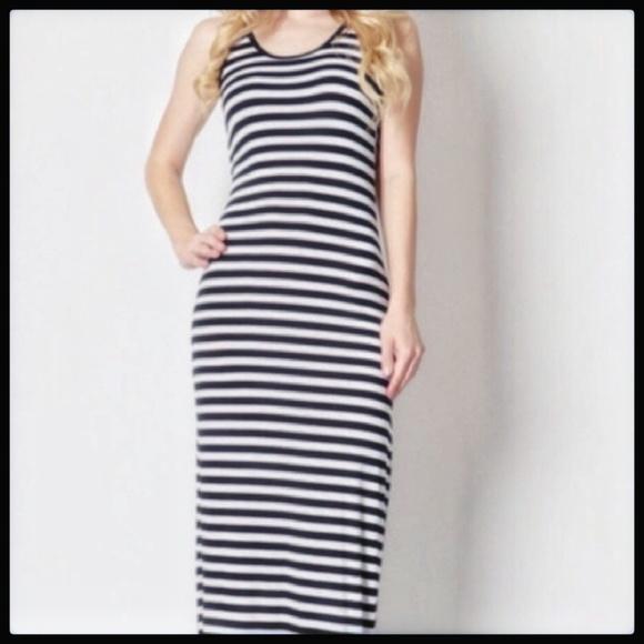930160bf86c 🍭Sale🍭 Striped Maxi Dress
